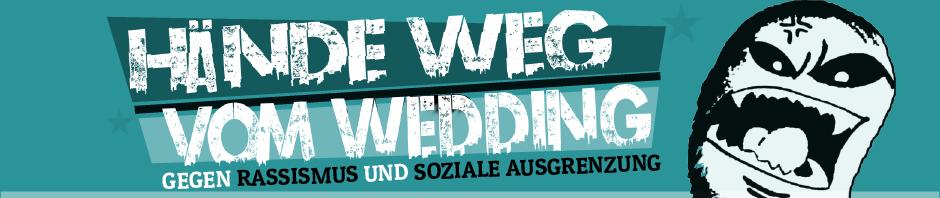 Hände Weg Vom Wedding Bündnis